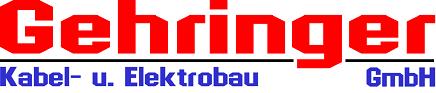 Gehringer Kabel- u. Elektrobau GmbH